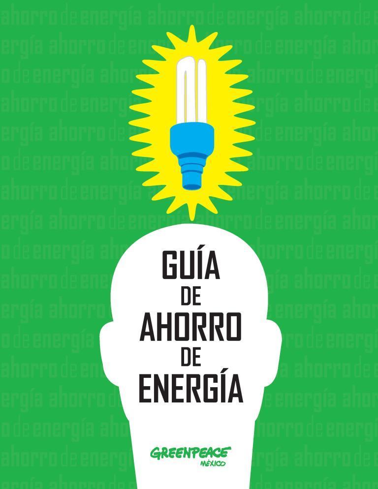 Guía de ahorra de energía