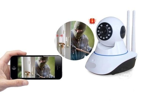 Dân tự lắp camera chống trộm góp phần nâng cao an ninh cho mình