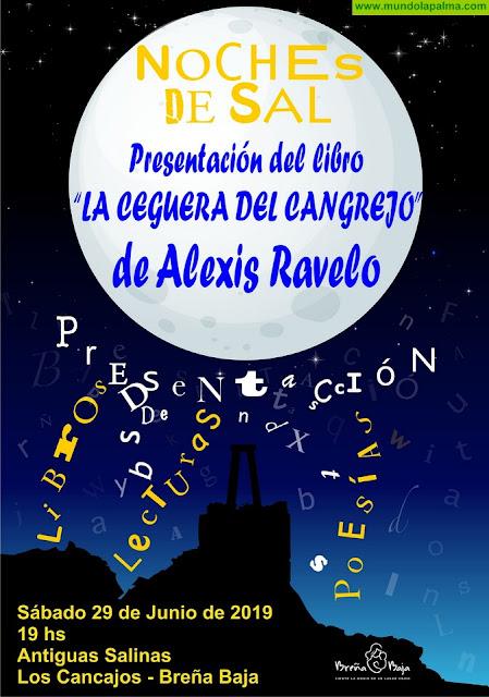 """NOCHES DE SAL: """"La ceguera del cangrejo"""" de Alexis Ravelo"""