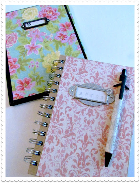 Mod Podge, DIY Journals
