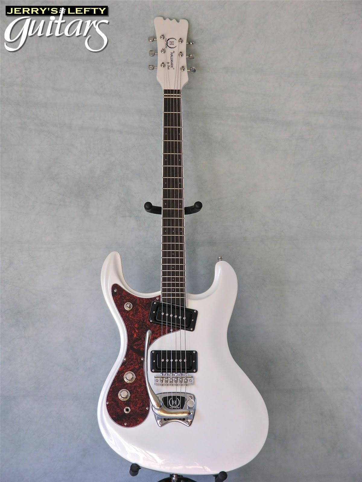 jerry 39 s lefty guitars newest guitar arrivals updated weekly hallmark 60 custom left handed. Black Bedroom Furniture Sets. Home Design Ideas