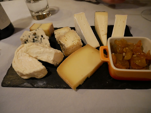 Cheese board - Chalet Braye | Fish & Pips, Meribel Village