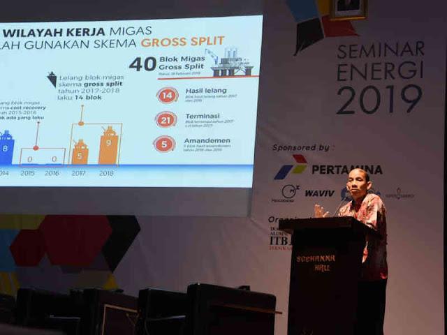 Arcandra Tahar Nilai Disrupsi Gross Split Selamatkan Industri Migas