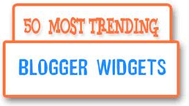 Blogger Widget