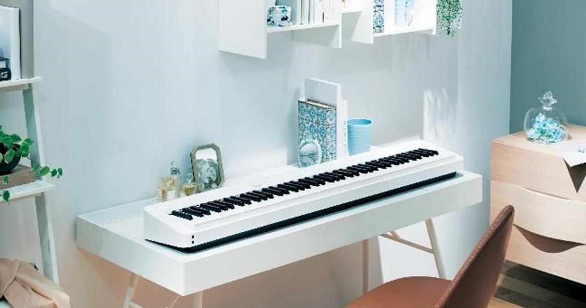 Đàn piano điện tử casio PX-S1000 mẫu mới nhất năm 2019