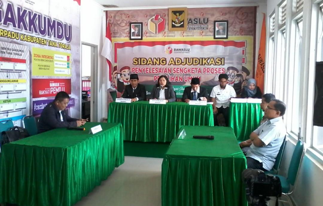 Sempat Dicoret KPU Tana Toraja, Posse Diloloskan Bawaslu