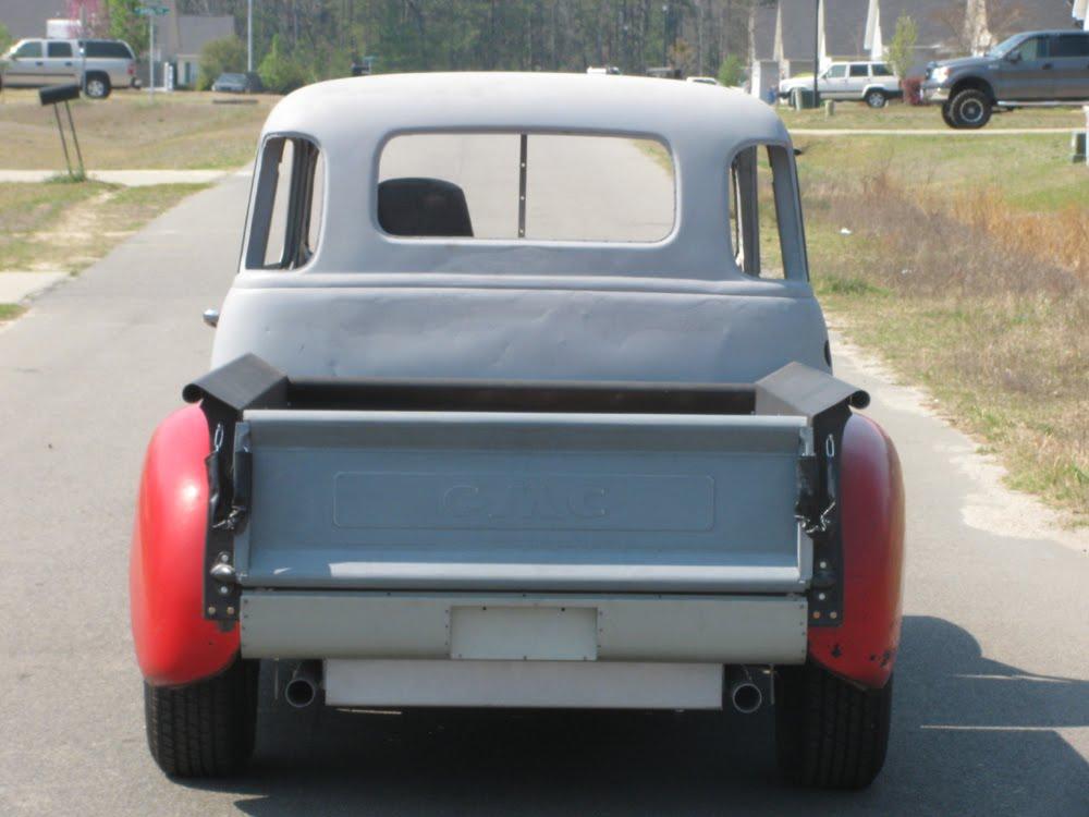 1951 gmc chevy pickup truck june 2011. Black Bedroom Furniture Sets. Home Design Ideas