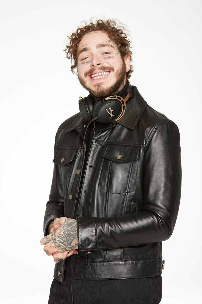 Post Malone is now a HyperX Gaming Brand Ambassador