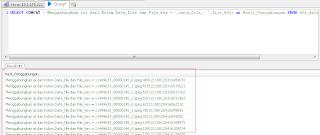 Cara Mengabungkan Teks pada Tabel SQL