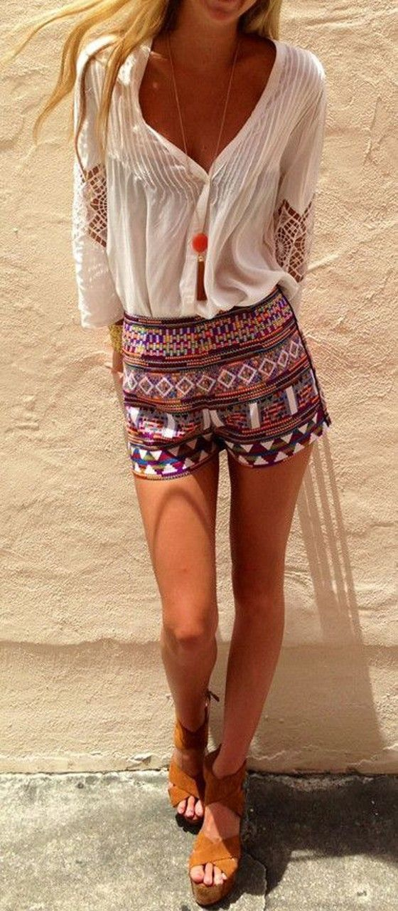 Multicolor Geometric Print Elastic Waist Slim Fashion Dacron Shorts - See more at: http://www.dezdemon-fashion.pw/bohemian-fashion/multicolor-geometric-print-elastic-waist-slim-fashion-dacron-shorts/#sthash.2zoovFpc.dpuf