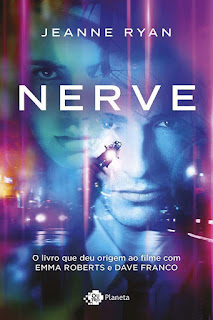 [Pré-venda] Nerve | Jeanne Ryan