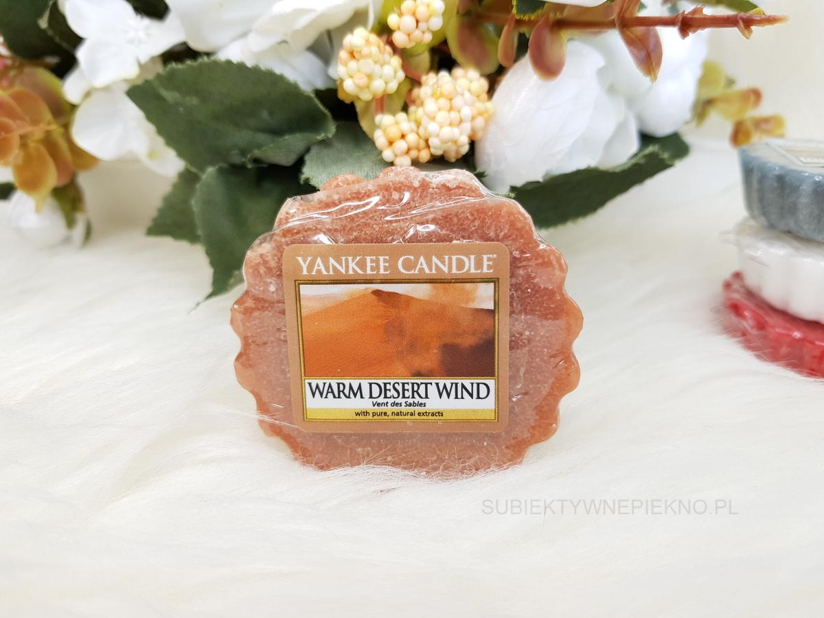Recenzja i opinie o WARM DESERT WIND YANKEE CANDLE