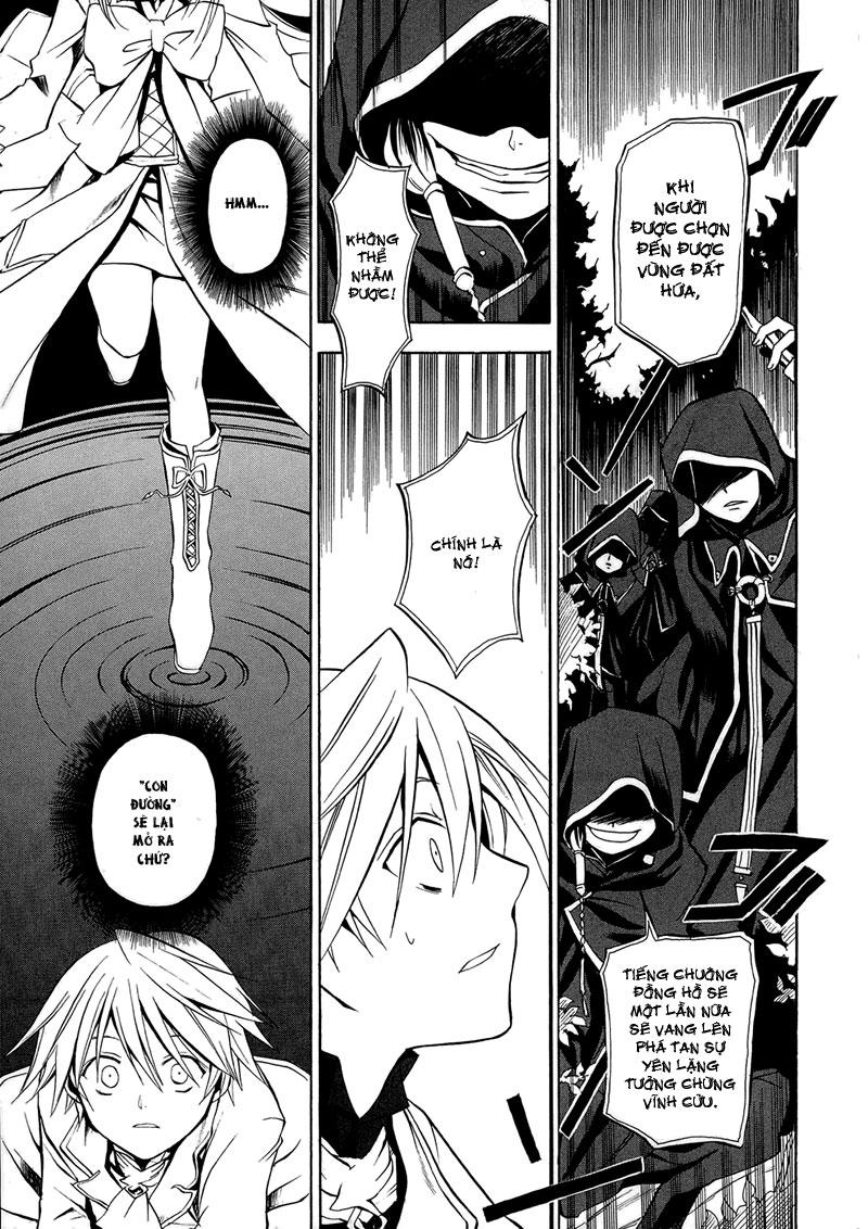 Pandora Hearts chương 002 - retrace: ii tempest of conviction trang 19