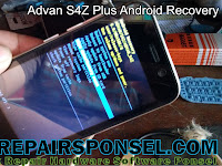 Hard Reset Advan S4Z Plus Android Recovery