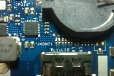 Tips dan Cara Mengukur Tegangan VALW Laptop Acer Aspire One 722