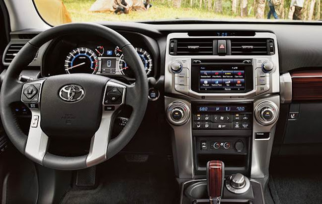2017 Toyota 4Runner Review, Changes, Series, Specs, Price,  Release