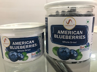 Blueberry FoodTech: India New Product Launch!