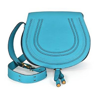 Chloe Marcie Medium Saddle Handbag