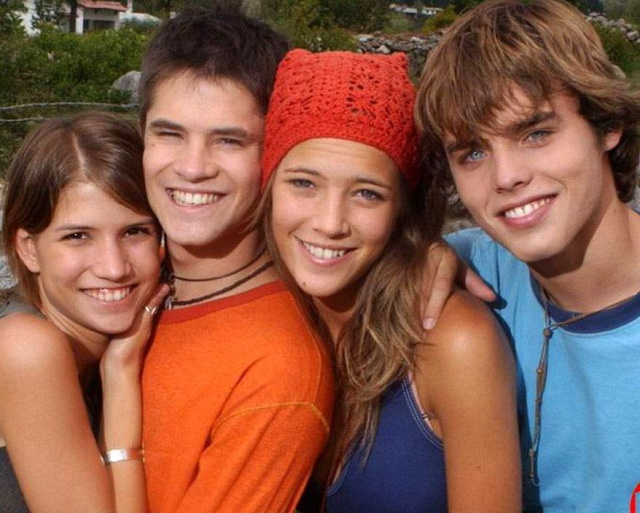15 años de Rebelde Way