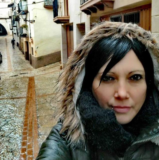 Lola Salmerón, escritora