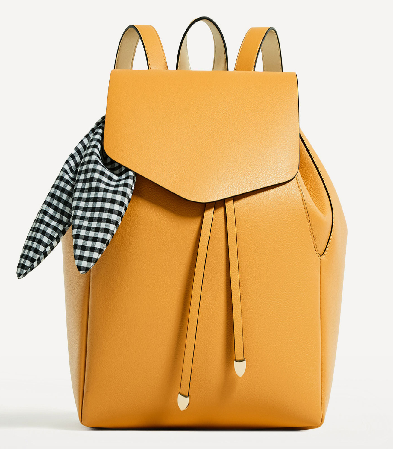 Buy Zara Yellow Backpack