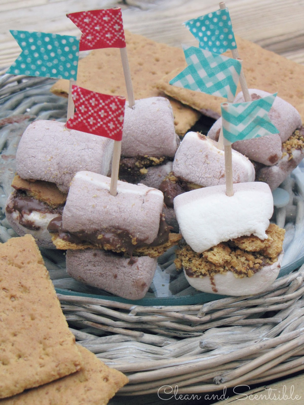 S'more Bites Camping Recipe