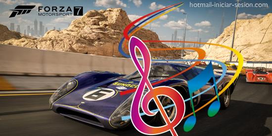 OneDrive para Forza MotorSport 7