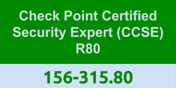 Check Point Certified Security Administrator (CCSA) Exam