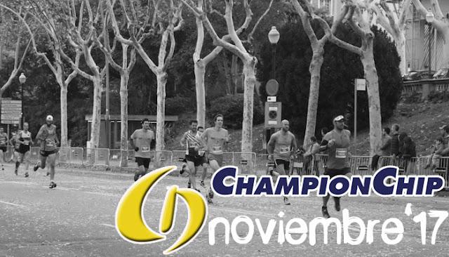 Lliga Championchip - Noviembre 2017