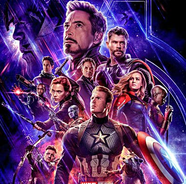 Avengers Endgame Download Full Movie (2019) Hindi Dual Audio 720p