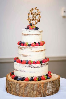 Epic-Semi-Naked-Berries-Shortcake-Wedding-Cake