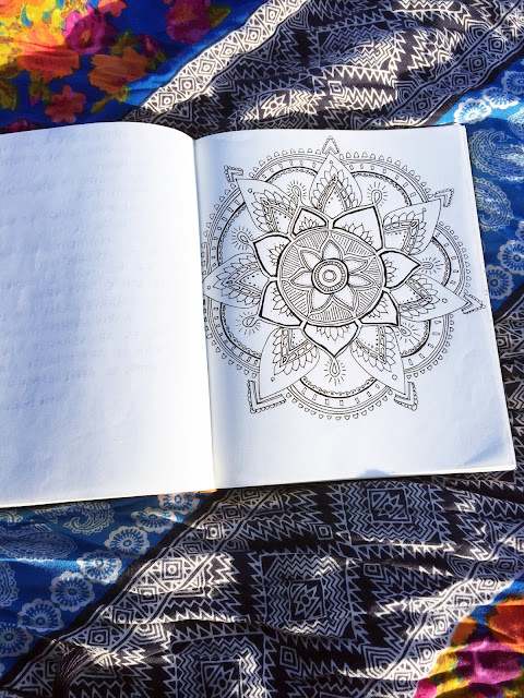 Constanza Urdampilleta, mandalas, sketchbooks, Sketchbook Conversations