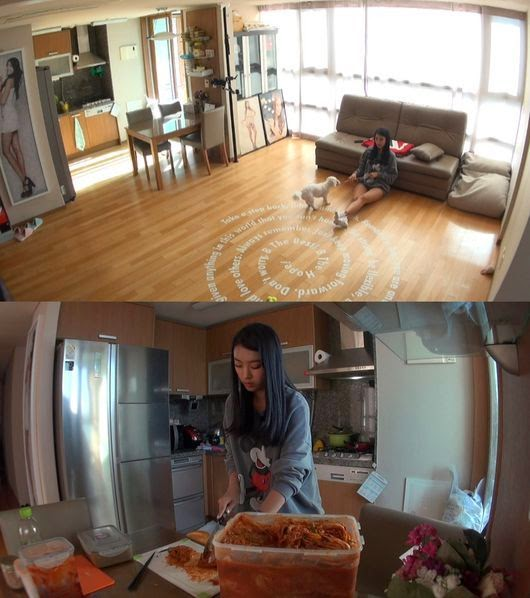 Sistar's Bora to reveal her house for the first time on 'Showtime