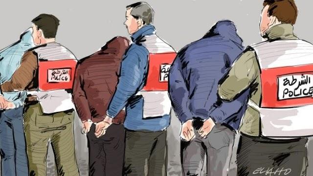 أجهزة الأمن ببرشيد توقف عصابة متخصصة في السرقة
