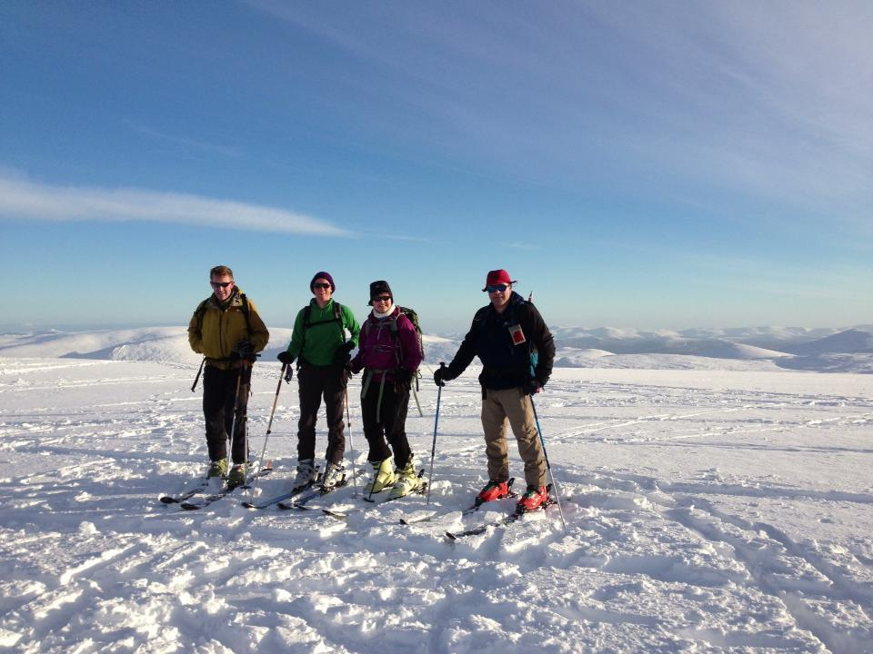 Edinburgh Ski Touring Club