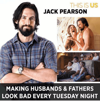 Jack Pearson Making Husbands and Fathers Look Bad