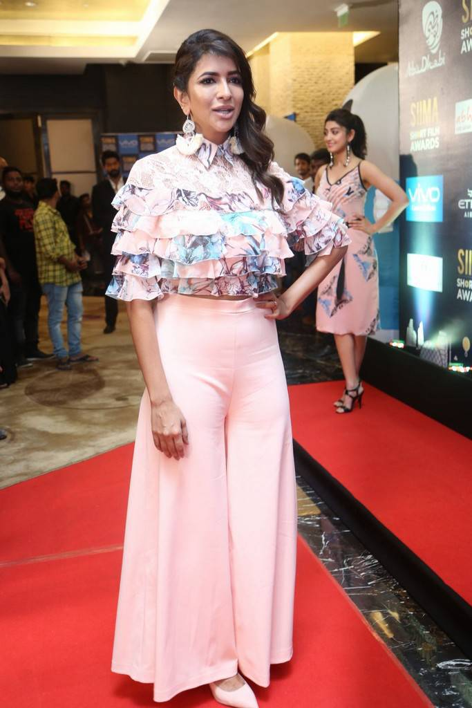 Lakshmi Manchu At SIIMA Short Film Awards 2017 Gallery