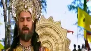 Sinopsis Mahabharata Episode 132  - Hastina Mengancam Perang Dwaraka