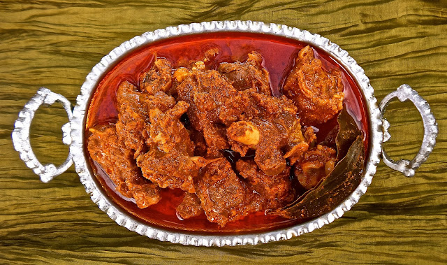 Kashmiri Rogan Josh recipe indian curry lamb easy beef venison