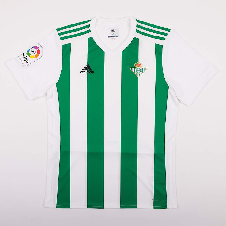 bc0ce48c1 Betis 17-18 Home   Away Kits Released - Footy Headlines