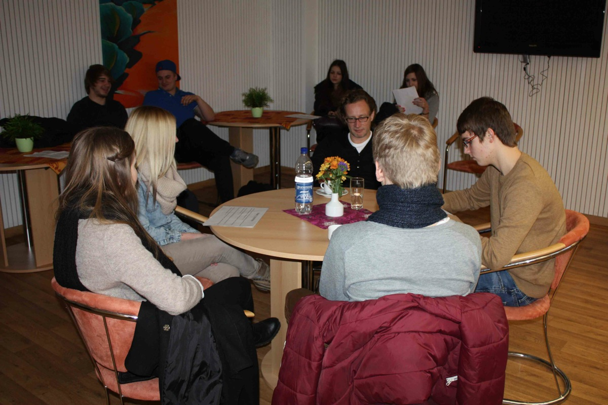 Politiker speed dating helmstedt