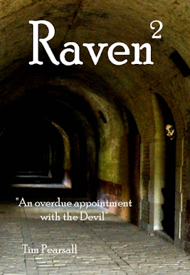Image of the front cover of RAVEN 2 by Tim Pearsall
