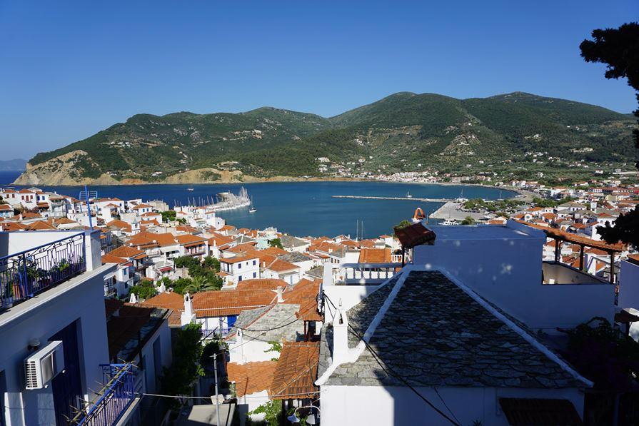 Port Skopelos