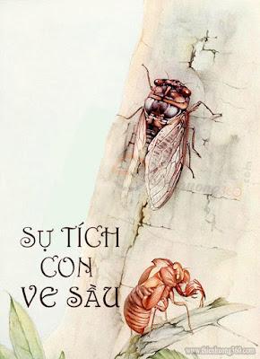 Sự tích con Ve Sầu | Truyện cổ tích Việt Nam