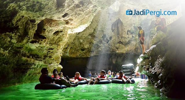 Wisata Goa Terindah di Gunung Kidul Yogyakarta