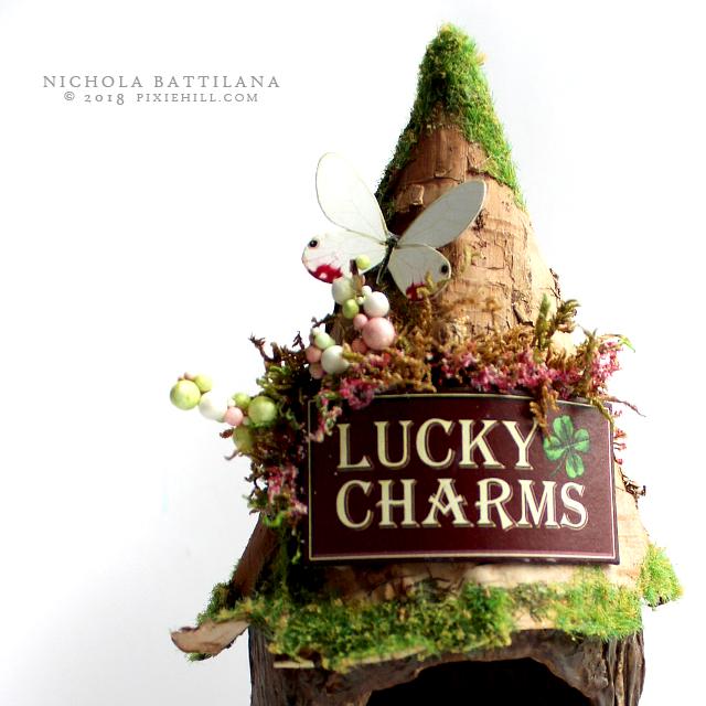 Lucky Charm Cottage - Nichola Battilana pixiehill.com
