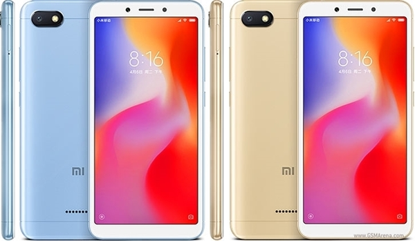Xiaomi Redmi 6A Now Available At Price Of Rs 5,999 in India