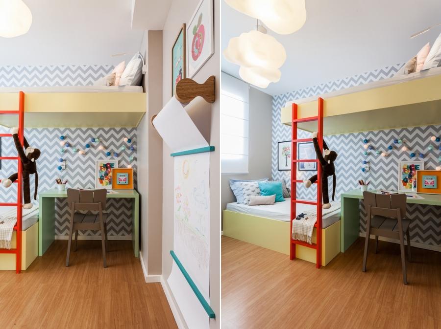 wystrój wnętrz, wnętrza, urządzanie mieszkania, dom, home decor, dekoracje, aranżacje, małe mieszkanie, small apartments, styl nowoczesny, modern style, pokój dziecięcy, kids room