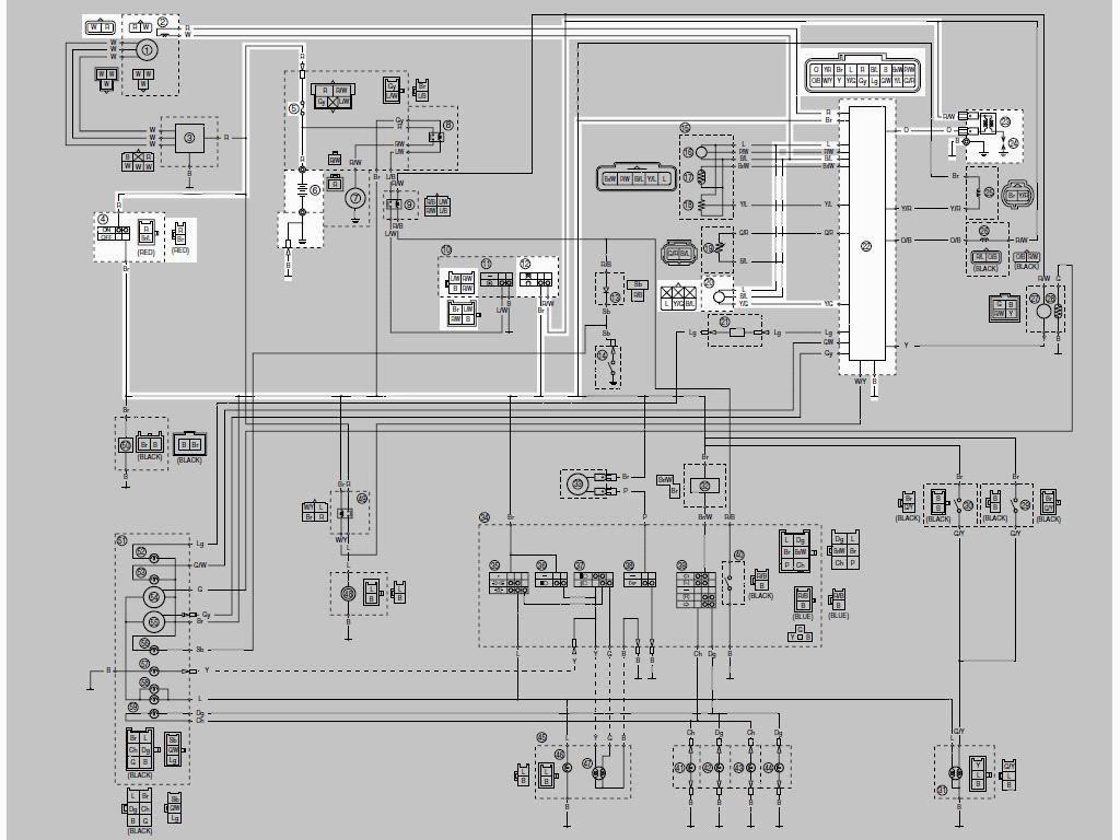 Yamaha 04 R1 Wiring Diagram | Wiring Diagram Database