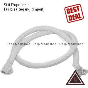 Jual alat sulap stiff rope india stiff rope import